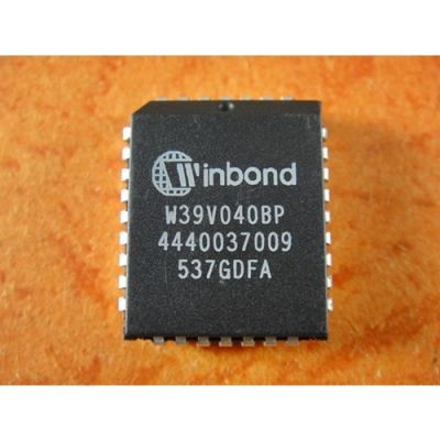 W39V040BP  PLCC32