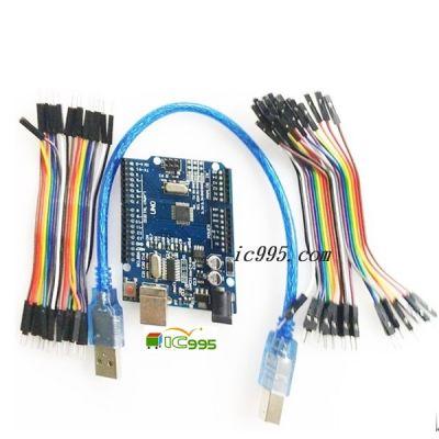 (ic995)UNO開發板ATmega328P單片機模組控制改進行家版本學習For-arduino #0515